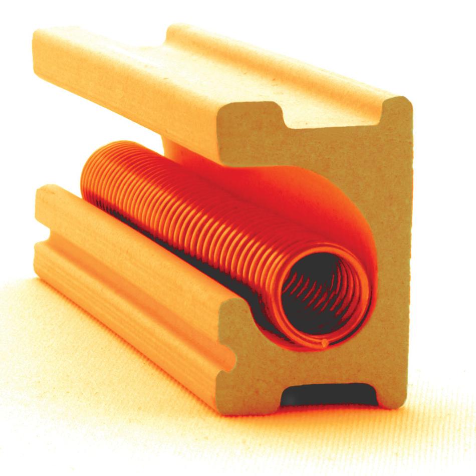 Hard Ceramic Element Holders Make L&L Kilns More Durable