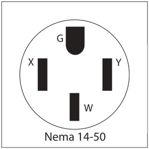 Nema 6 50r Wiring Diagram on nema l6 30r diagram