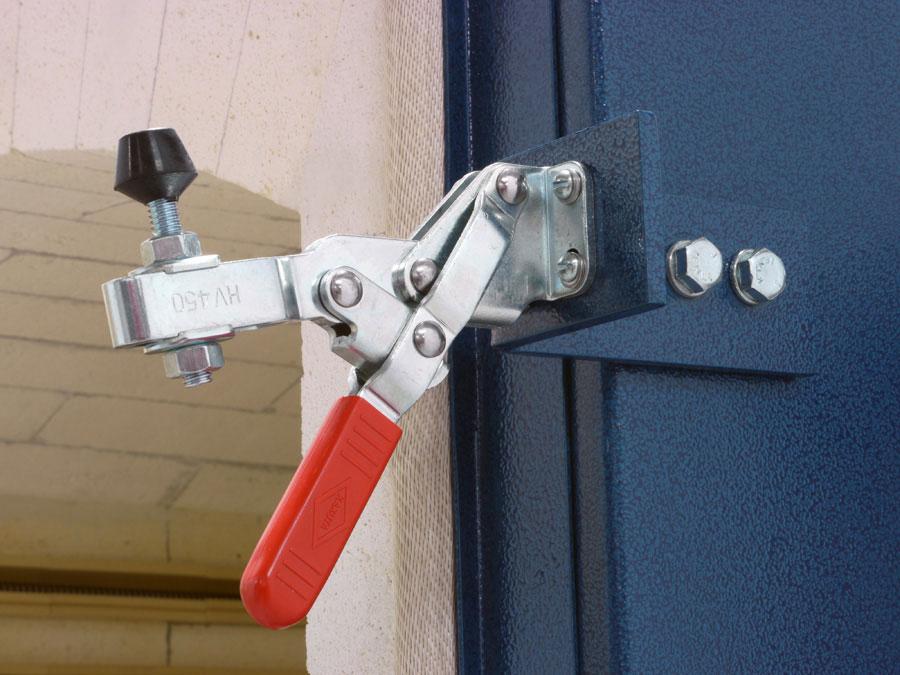 jolly jumper door clamp instructions