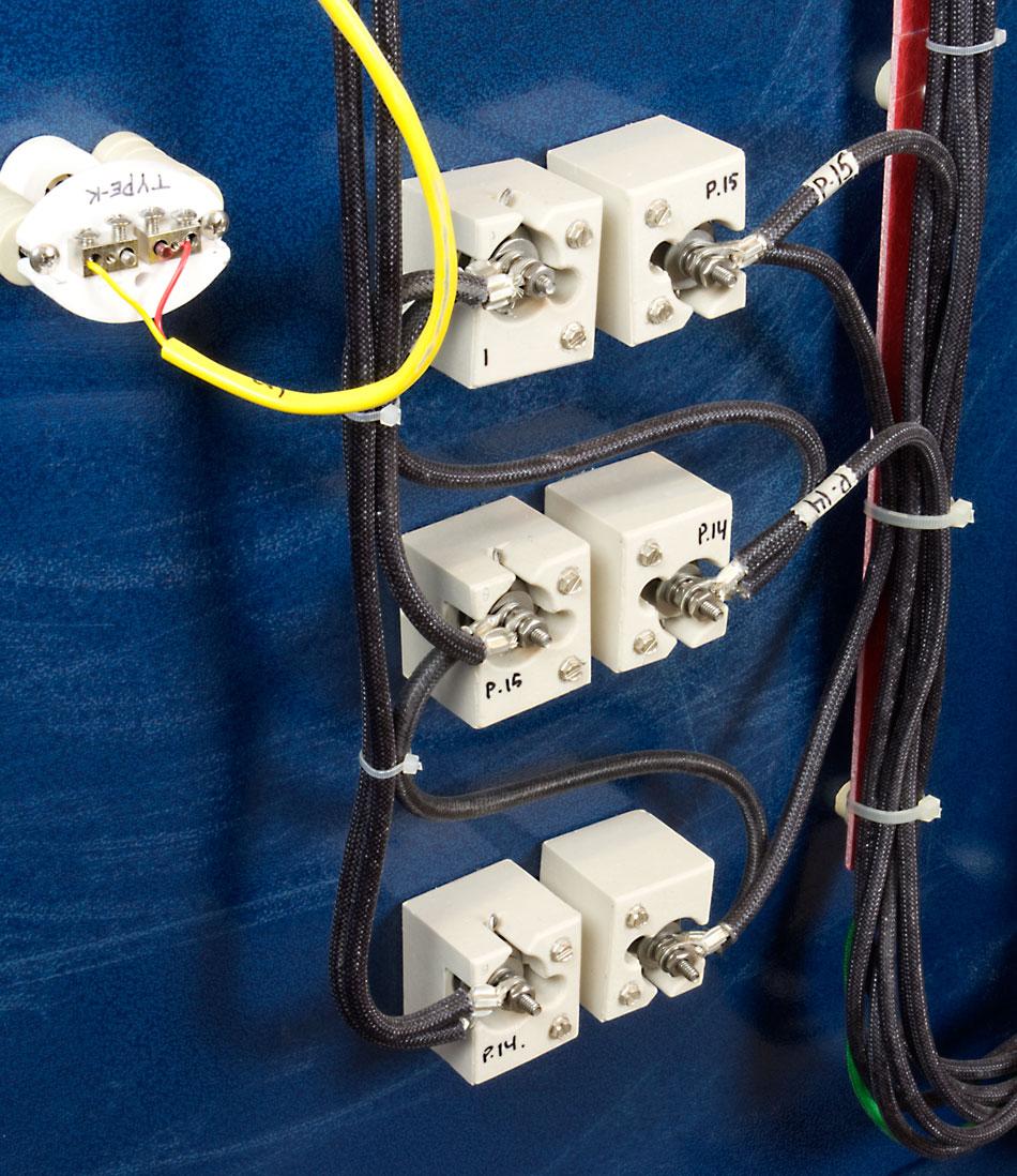 Power wiring on Hercules