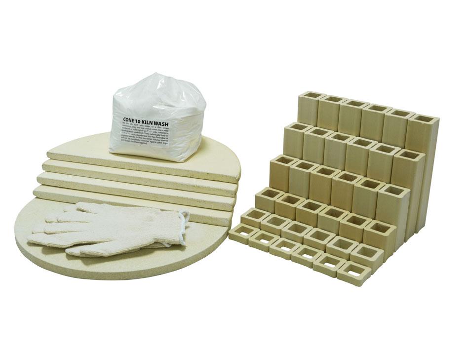 "Furniture Kit for e18S Easy Fire 2 1 2"" brick"