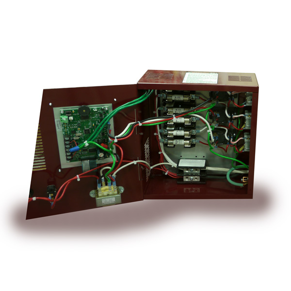 DynaTrol Control Panel - Three 20 Amp Circuits with Branch Fusing, 1 ...