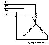 electric kilns electrical theory & application l&l electric 208 Volt 3 Phase Motor Wiring Diagram \u201cwye\u201d versus \u201cdelta\u201d 3 phase sytems 208 volt 3 phase motor wiring diagram