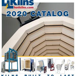 Catalog Cover for L&L KIlns